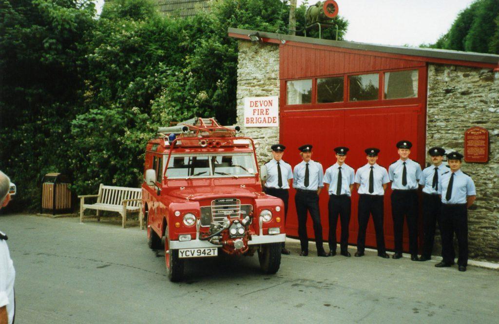 Fire Crew 1993