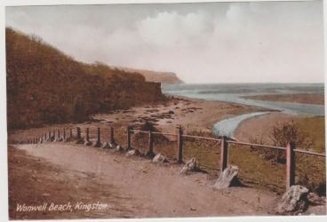 Wonwell Beach, Kingston 001